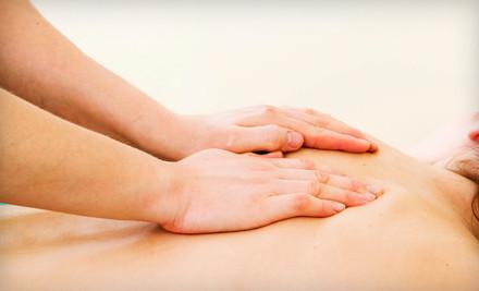 Therapeutic massage